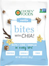 Chia Seed Bites with Vanilla