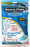 Disposable Sword Floss Regular