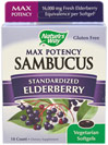 Sambucus Max Potency Elderberry