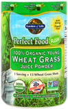Perfect Food Raw Wheat Grass