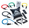 Ultimate Resistance Band Set with Starter Guide