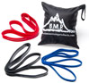 Black Mountain Products Strength Loop Resistance Exercise Bands