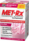 Meal Replacement Berry Blast MET-Rx® Meal Replacement Powder is the foundational supplement for all athletes looking to improve their overall health and physique. It is a great-tasting way to make sure you are getting the balanced nutrition you need to reach your fitness goals.* Plus, our convenient packets mean you can take them whenever and wherever your athletic lifestyle takes you. Balanced nutrition is important to anyone looking to create a lean, healthy body. One packet provides an e