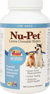 Nu-Pet Canine Vitamin Wafers