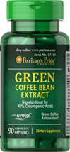 Green Coffee Bean Extract - 90 Count