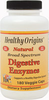 Natural Broad Spectrum Digestive Enzymes