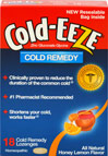 Cold Remedy Honey Lemon