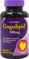 Gugulipid 500mg