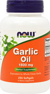 Garlic Oil 1500 mg