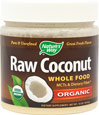 Organic Raw Coconut Whole Food