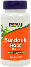 Burdock Root 430 mg
