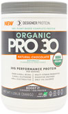 Organic Pro 30 Natural Chocolate