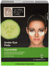 Cucumber Under Eye Pads