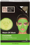 Cucumber Wash Off Mask