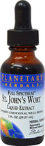 Full Spectrum St. Johns Wort Liquid Extract