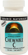 Chewable C 120mg