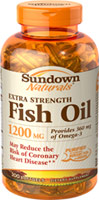 Extra Strength Fish Oil 1200mg