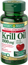 Triple Strength Krill Oil 1000 mg