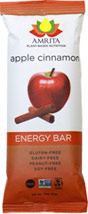 Apple Cinnamon Health Bars