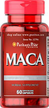 Maca 300 mg Standardized Extract