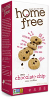 Gluten Free Chocolate Chip Cookies - 6 Boxes