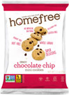 Gluten Free Chocolate Chip Mini Cookies - 30 Bags
