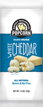 White Cheddar Popcorn - 12 Bags