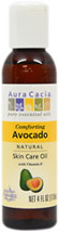 Comforting Avocado Skin Care Oil