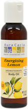 Energizing Lemon Body Oil