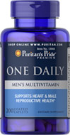 One Daily Men's Multivitamin