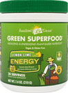 Green SuperFood Energy Lemon Lime