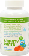 Kids Fiber Complete Multivitamin with No Added Sugar