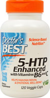 5-HTP Enhanced with Vitamins B6 & C