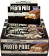 Protopure Smores 78 gram Bar <p>High in naturally occurring BCAAS</p> <p>30g of Protein</p> <p>3g of Sugar</p> <p>Naturally Flavored</p>  <p>Each bar contains approximately 4 grams total of the following Branched Chain Amino Acids: Isoleucine • Leucine • Valine</p> 12 Bars 78 gram $23.99
