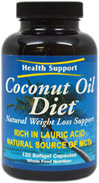 Coconut Oil Diet Supplements