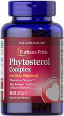 Phytosterol Complex with Beta Sitosterol