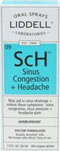 Sinus Congestion + Headache Spray