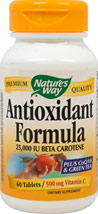 Antioxidant Formula plus Coq10 and Green Tea