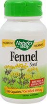 Fennel Seed 480 mg
