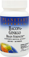 Bacopa-Ginkgo Brain Strength™ 600 mg