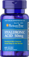 Hyaluronic Acid 50 mg
