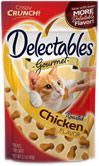 Roasted Chicken Crunchy Cat Treats