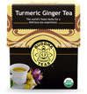 Turmeric Ginger Tea - 6 Boxes