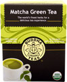 Organic Matcha Green Tea - 6 Boxes
