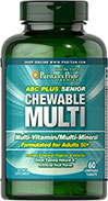 ABC Plus Sr. Chewable Multi