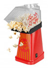 Red Healthy Hot Air Popcorn Maker