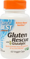 Gluten Rescue with Glutalytic®
