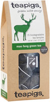 Mao Feng Green Tea - 6 Bags