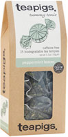 Peppermint Leaves Tea - 6 Bags