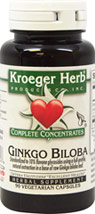 Complete Concentrates Ginkgo Biloba